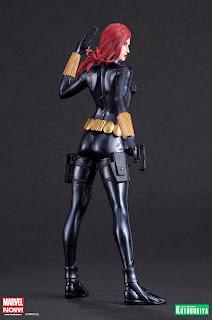 Kotobukiya ARTFX+ Marvel Now Avengers Black Widow Statue