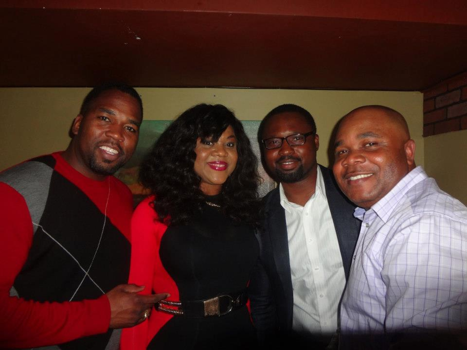 stella damasus surprise birthday party