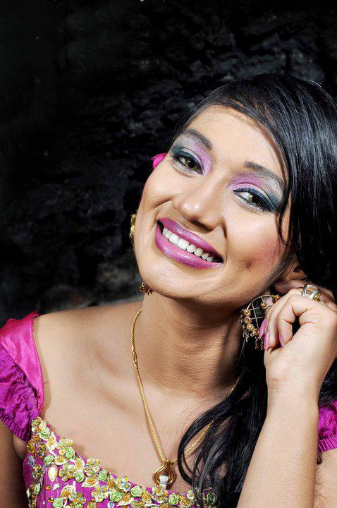 Upeksha Swarnamali And Akalanka Ganegama Sri Lankan Models and ...