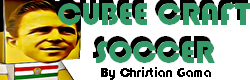 Cubee Craft Soccer Oficial