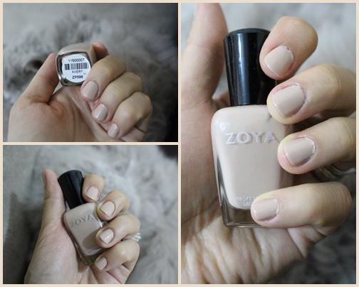 zoya avery nail polish