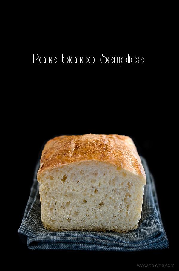 pane bianco semplice (pan bauletto)