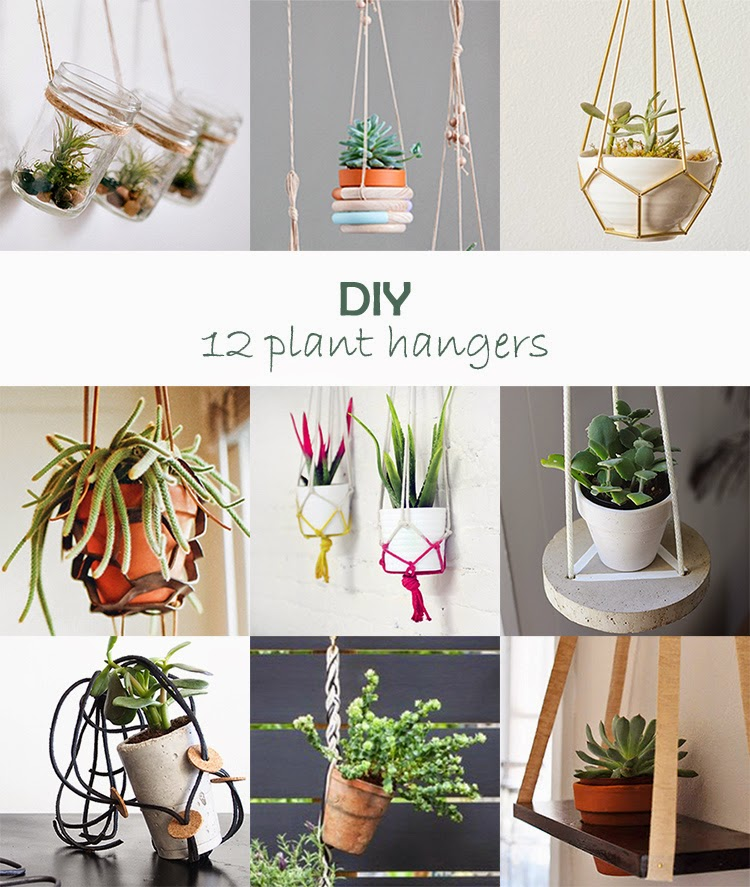 Diy monday plant hangers ohoh blog diy and crafts