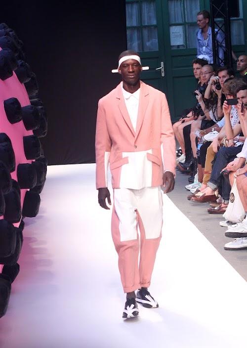 Henrik Vibskov Menswear S/S 2013