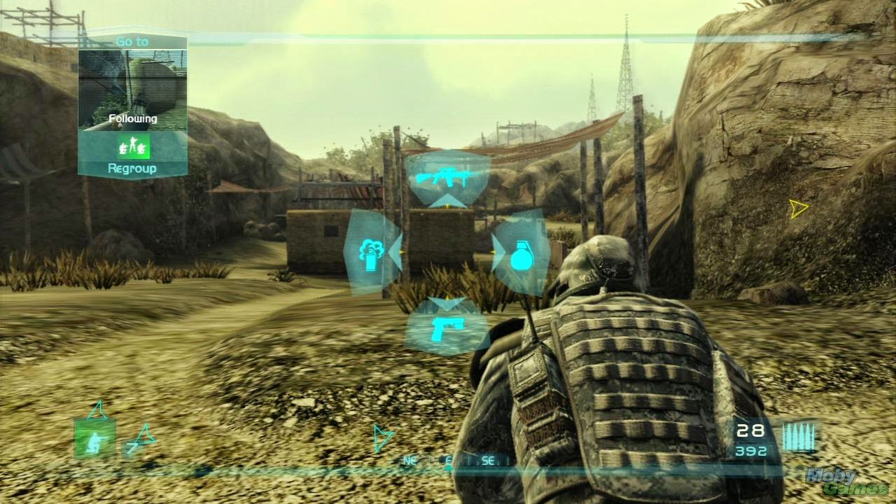 tom clancy ghost recon advanced warfighter