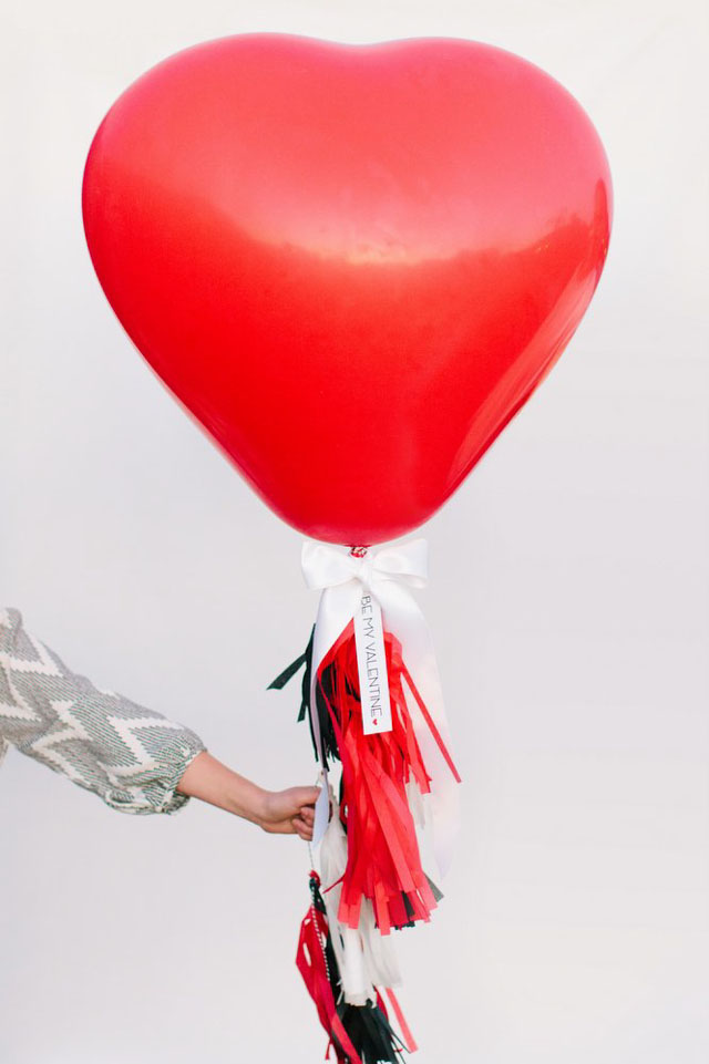 10 Valentine S Day Balloons That Are Better Than Roses