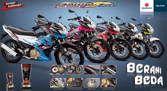 Kelebihan dan Kekurangan Motor Suzuki Satria FU 150cc