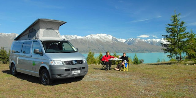 KEA 2+2FT autocamper