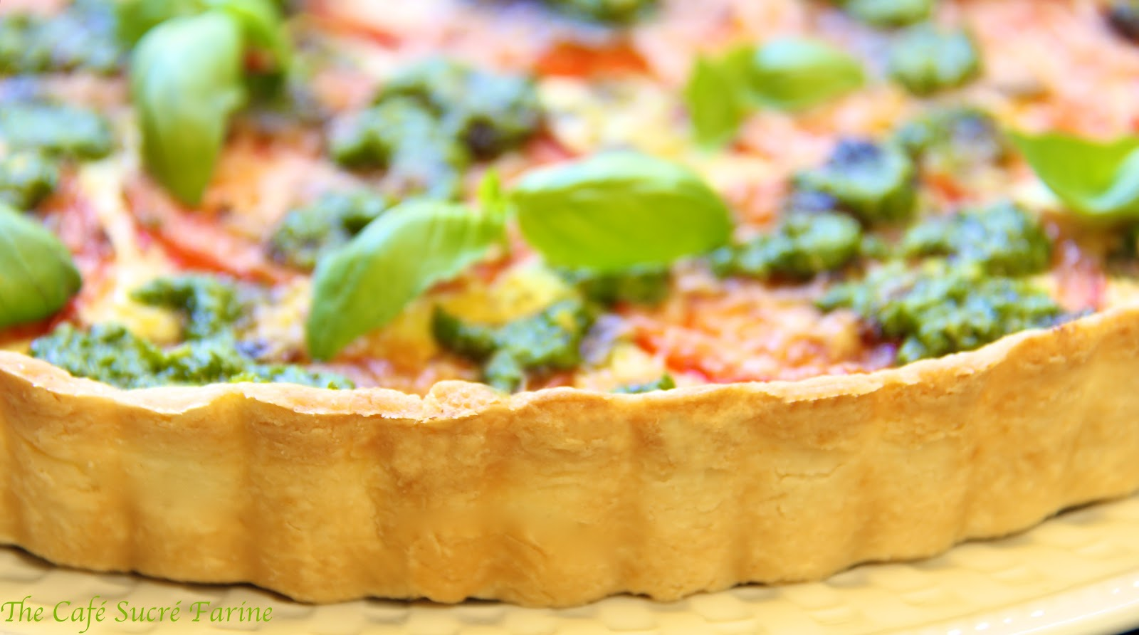ricotta tart creamy lime ricotta tart in a gingersnap crust herbed ...