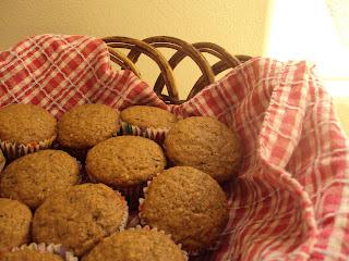 {Homemade} Zucchini Muffins