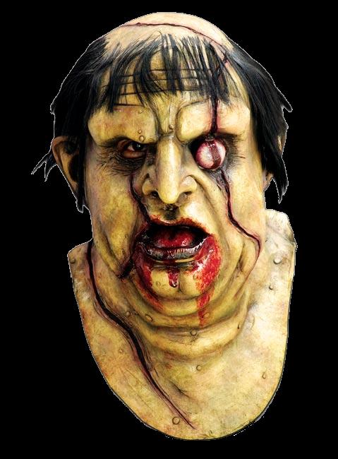 Halloween horror masks at www merlinsltd com fat zombie horror mask