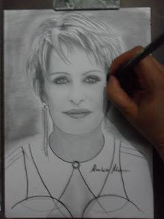 Desenhos Para Colori Ana maria braga neymar desenhar