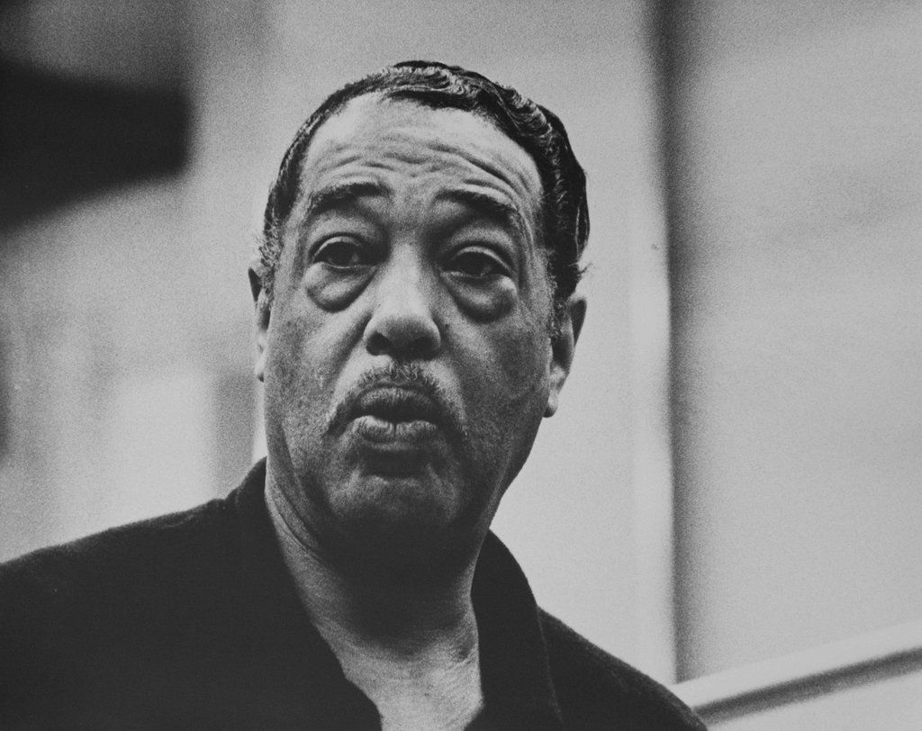 Into a blue haze duke ellington orchestra live in for The ellington