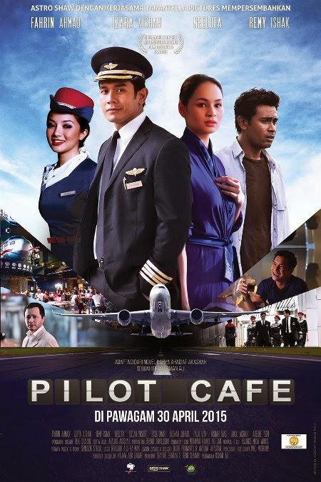 30 APRIL 2015 - PILOT CAFE