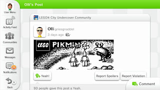 lego pikimin miiverse art Miiverse Mania   May 27th, 2013