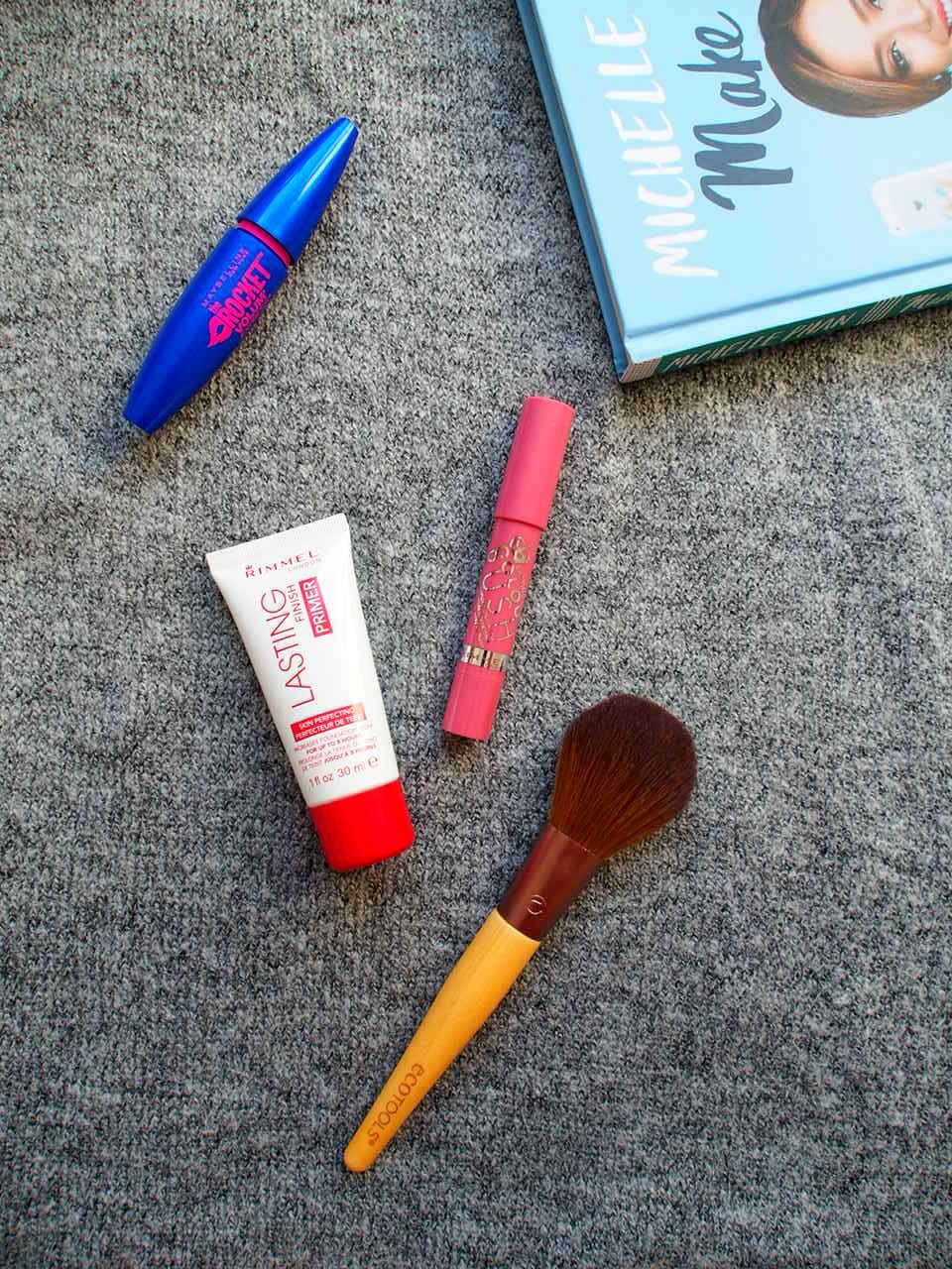 My Current (Drugstore) Makeup Favourites.