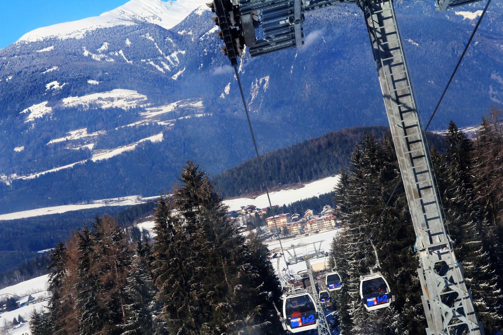 Południowy Tyrol: Kronplatz