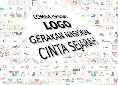 Lomba Desain Logo Cinta Sejarah