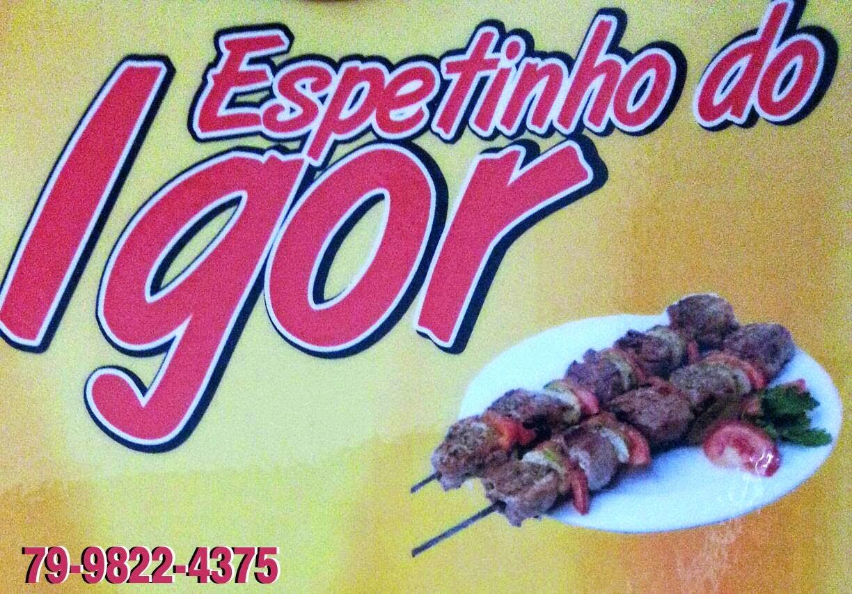 ESPETINHO DO IGOR- ROSÁRIO