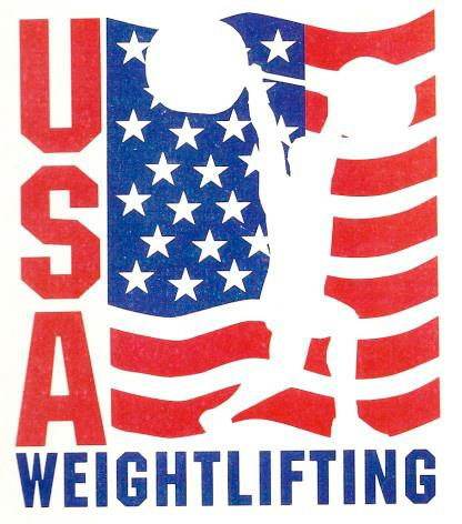 the mighty mix 35 years of usa weightlifting logos rh mightymix blogspot com usa weightlifting logo history