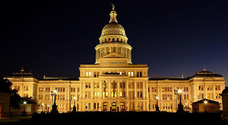 Texas State Capitol, Austin, USA