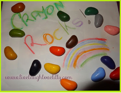 crayon rocks, holiday crayons, best crayons for little kids