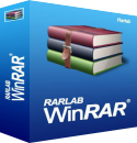 how to know if a rar file is actually winrar
