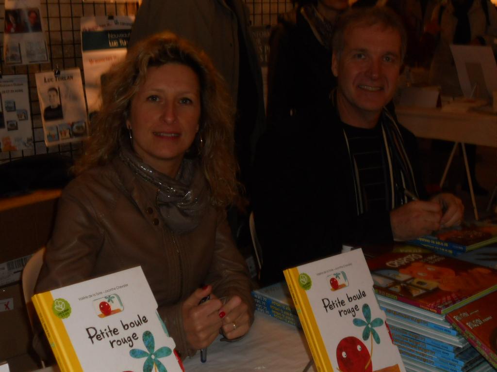 Le monde imaginaire de Valérie de la Torre: Cita'livres, le retour!