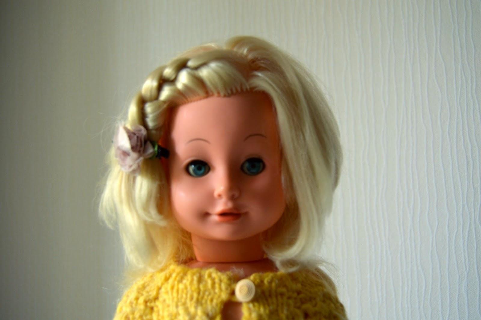 кукла ГДР кукла СССР игрушки СССР