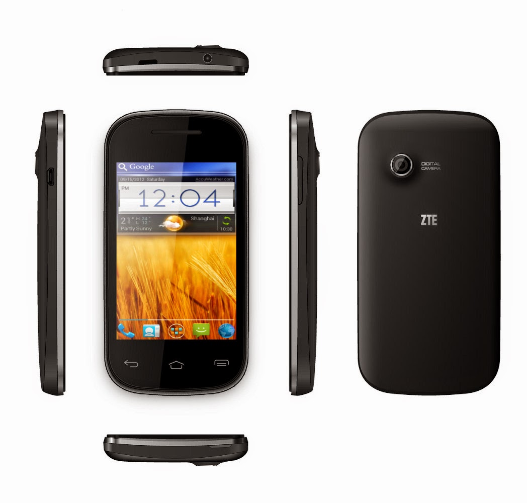 مراجعة هاتف ZTE V795