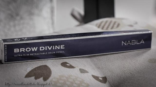 Brow divine - Nabla cosmetics