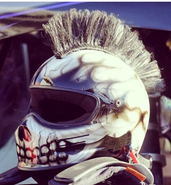 Cool Motorcycle Helmets With Mohawks Motorcycle Helmet Mohawk Color