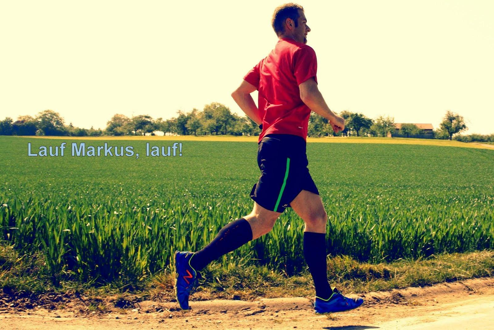 Lauf Markus, lauf!