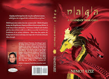 NAGA - A LEGEND OF TASIK CHINI a novel by ninotaziz