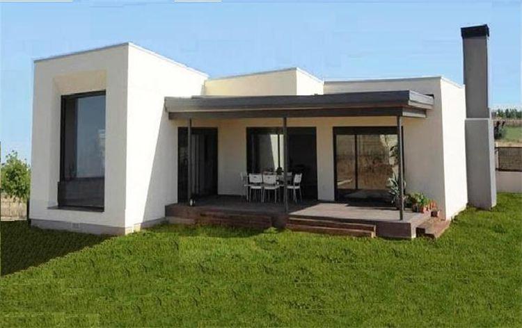 Casas modulares casas prefabricadas for Casas prefabricadas minimalistas
