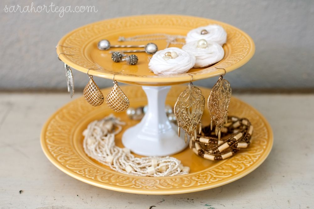 Diy cake stand for How to make a cake stand