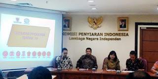 3 sinetron dan 3 variety show tak berkualitas, menuru komisi penyiaran indonesia