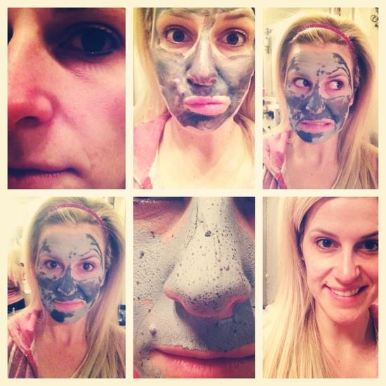 glam glow mud mask instructions
