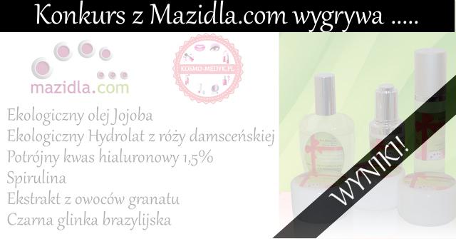 Wyniki rozdania z Mazidla.com. Zestaw wygrywa ....