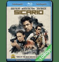 TIERRA DE NADIE: SICARIO (2015) FULL 1080P HD MKV ESPAÑOL LATINO
