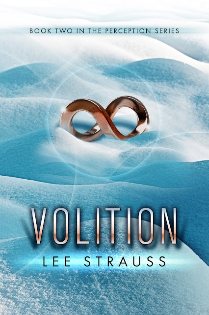 COVER REVEAL: Volition by Lee Strauss