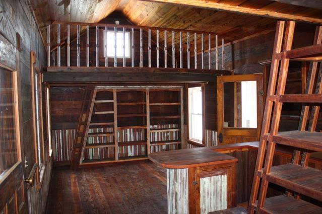 Sweatsville 12 x 28 tiny texas house for Tiny texas houses plans