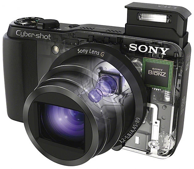 sony hx30v the 2012 travel zoom cameras are pretty much the same thing
