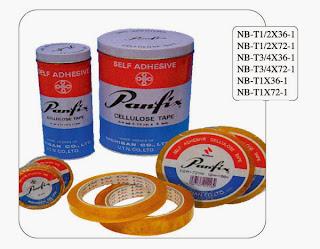 cellulose tape panfix