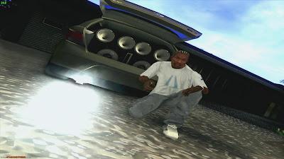 Mod Musica Direcional v2 Para GTA San Andreas