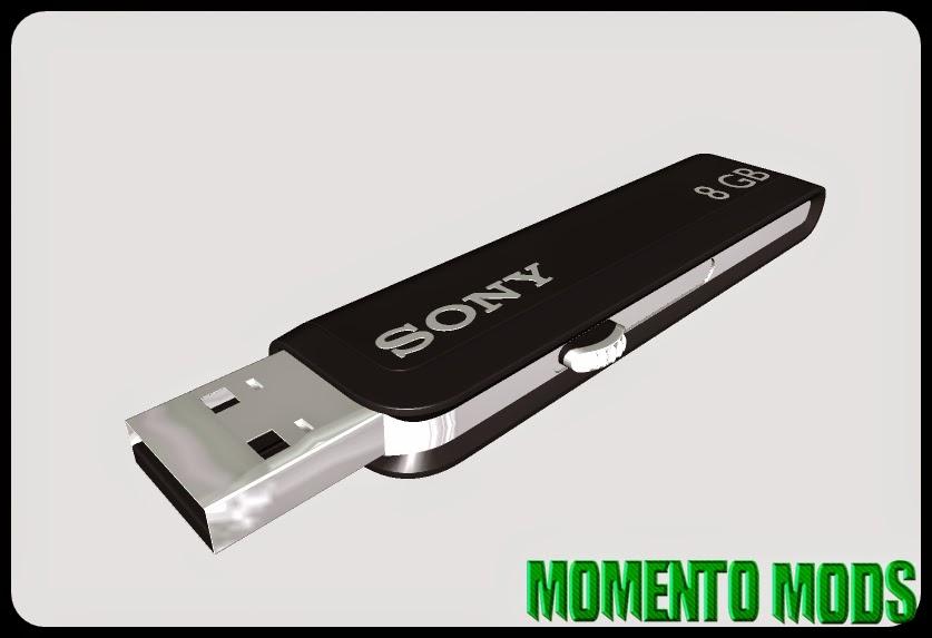 ZM - Pen Drive Sony 8GB