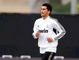 Sahin has already recovered from left knee injury