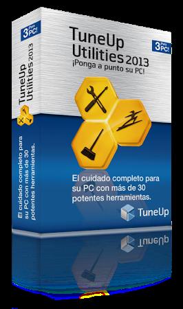 TuneUp Utilities 2013 en Español, v13.0.3020.10