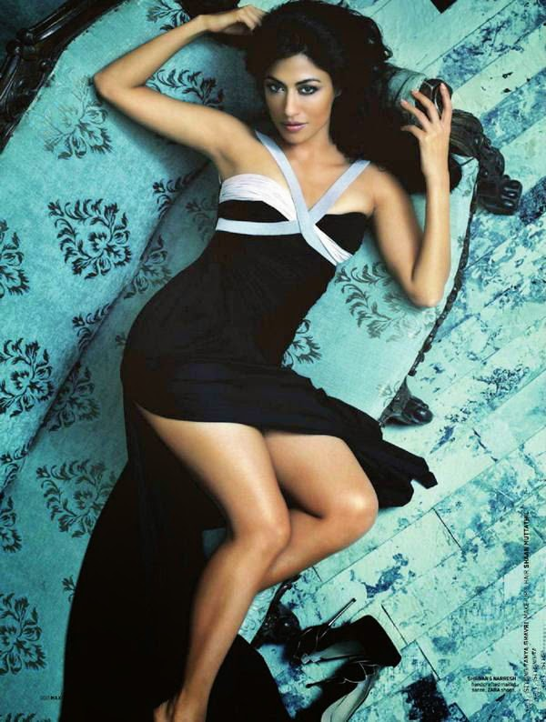Chitrangada Singh's Hot Photoshoot for Maxim 2011 December