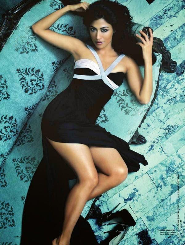 Chitrangada Singh's Hot Photoshoot for Maxim 2011 December